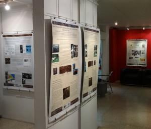 L'exposition à l'Institut français en Indonésie