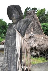 Mégalithes à Wanokakak